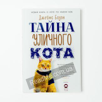 Таємниця вуличного кота