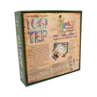 Настільна гра вікторина Logi tep 12+