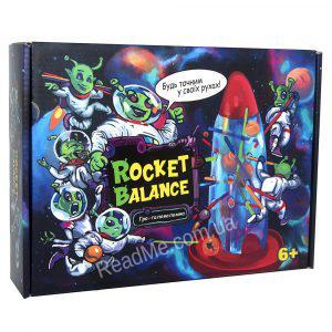 Игра головоломка Rocket Balance 6+