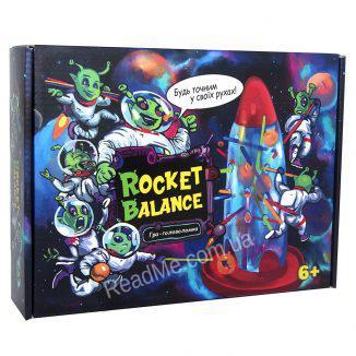 Гра головоломка Rocket Balance 6+ купити гру в інтернет-магазині ReadMe