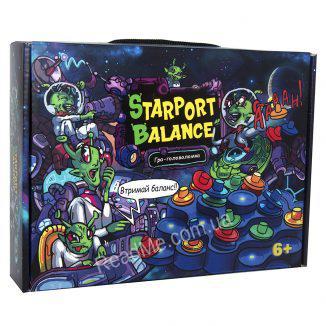 Гра головоломка Starport Balance 6+ купити гру в інтернет-магазині ReadMe