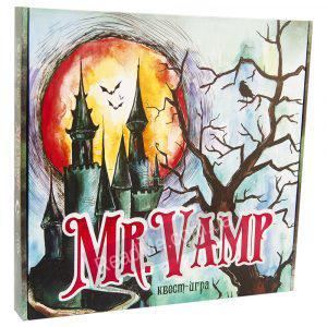Игра квест Mr. Vamp 10+ купить игру в интернет-магазине ReadMe