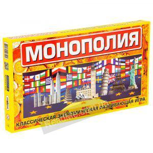 Настільна гра Монополія - купити гру в інтернет-магазині ReadMe
