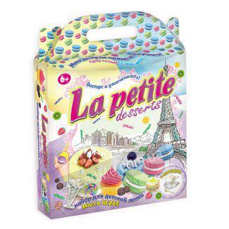 Набір для ліплення La petite desserts 6+ (великий)
