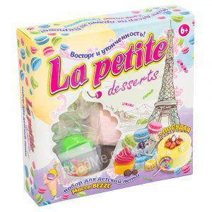 La petite desserts: набір для ліплення 5+ (маленький) купити гру в інтернет-магазині ReadMe