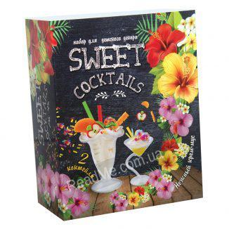 Набор для творчества: SWEET COCKTAILS - купить игру в интернет-магазине ReadMe