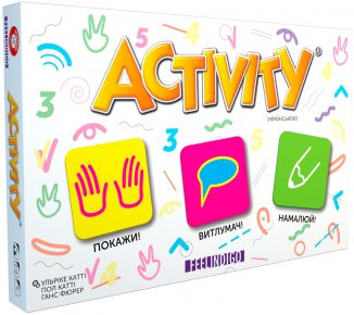 Настільна гра Activity-русски