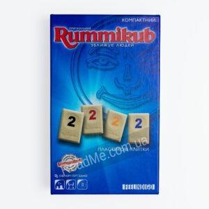 Настольная игра Rummikub компактный