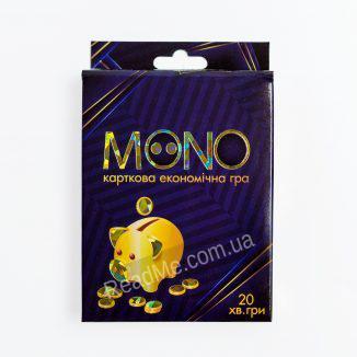 Настільна гра Mono - купити гру в інтернет-магазині ReadMe