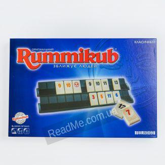Настільна гра RUMMIKUB CLASSIC - купити гру в інтернет-магазині ReadMe