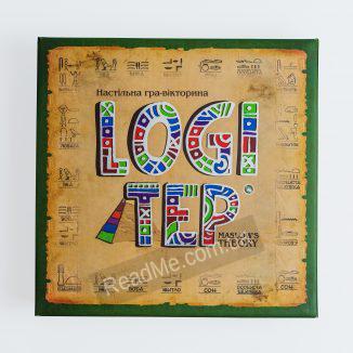 Настольная игра викторина Logi tep 12+ - купить игру в интернет-магазине ReadMe