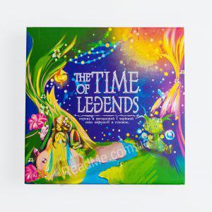 Игра головоломка The time of legends 12+ - купить игру в интернет-магазине ReadMe