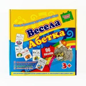 ПАЗЛЫ: ВЕСЕЛА АБЕТКА купить игру в интернет-магазине ReadMe