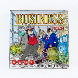 Настольная игра BusinessMen - купить игру в интернет-магазине ReadMe