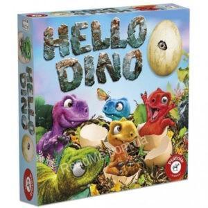 Hello Dino (Привет, Дино)