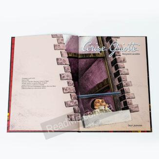 Книга Вишенька і Журавлина