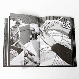 Торнхилл: графический роман