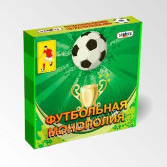 Футбольная Монополия - купит онлайн в интернет-магазине РидМи
