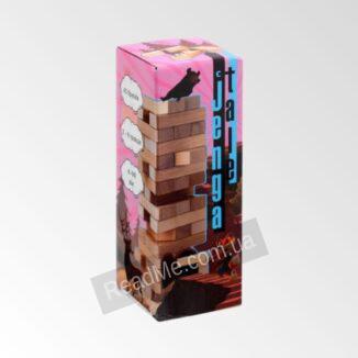 Настольная игра Дженга Jenga Tale - купить игру в интернет-магазине ReadMe